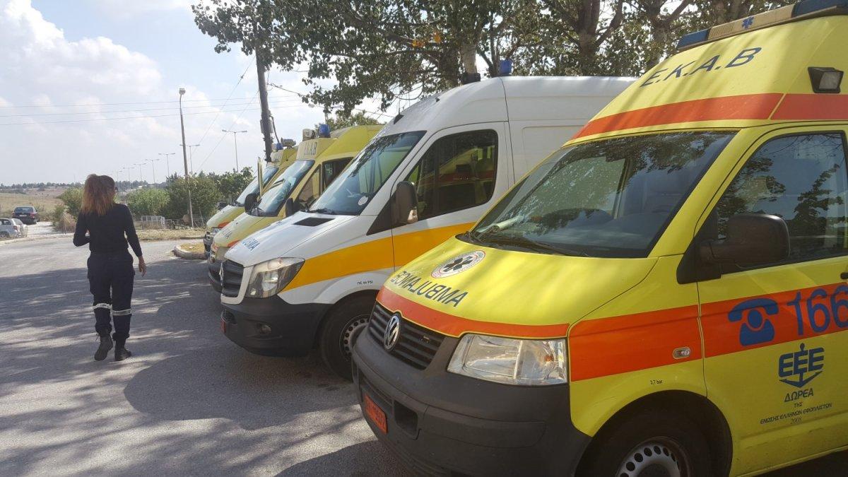 ΕΚΑΒ: 10-15 καινούρια ασθενοφόρα στη Θεσσαλία από το Ίδρυμα Νιάρχου