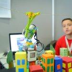 Περιφερειακός Διαγωνισμός Εκπαιδευτικής Ρομποτικής στο 10ο Γυμν. Λάρισας