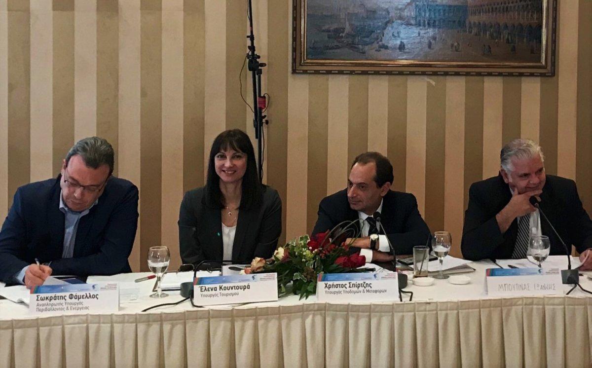 Κουντουρά:  «Βιώσιμη τουριστική ανάπτυξη στη Θεσσαλία»