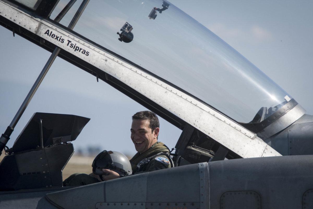 «Η ψυχή των Ελλήνων πιλότων είναι το μεγάλο υπερόπλο της ΠΑ»