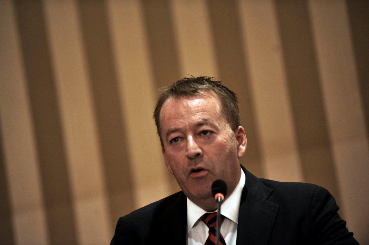 Ο Β. Κόκκαλης εκπρόσωπος της κυβέρνησης στην Ελασσόνα
