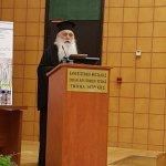 Ο Μητροπολίτης Αργολίδος στο Ογκολογικό Συνέδριο στη Λάρισα