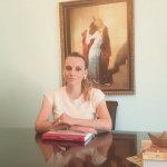 Ελ. Ματράκη: «Στόχος µου η ευτυχία του ανθρώπου»