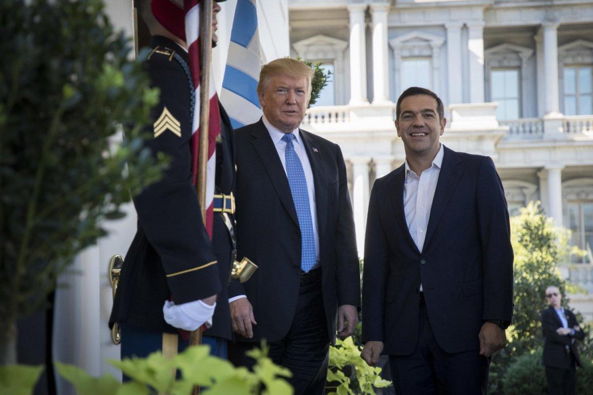 Σουηδικό πρακτορείο ΤΤ: Τραμπ και Τσίπρας, δύο υποψήφιοι για το βραβείο Νόμπελ Ειρήνης