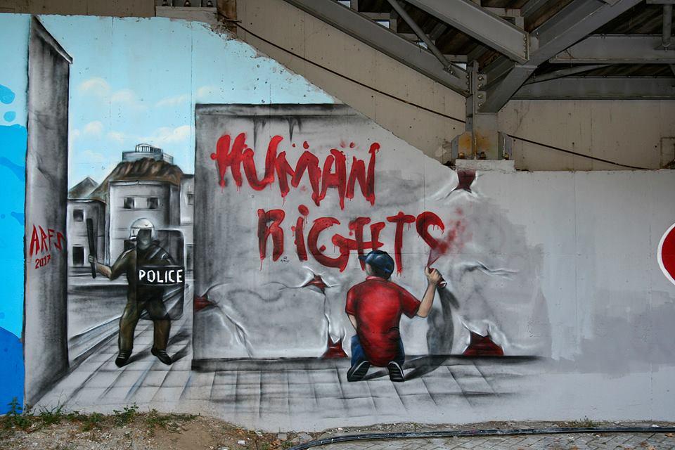 Έκθεση φωτογραφίας «Ανθρώπινα δικαιώματα για όλους»