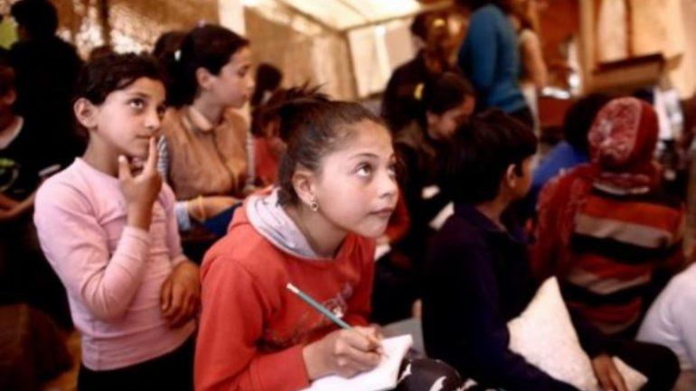 7.000 τα προσφυγόπουλα που θα πάνε φέτος σχολείο