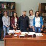 Το δημοτικό σχολείο Βερδικούσιας στον Παπαδημόπουλο