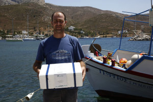 Αλλάζοντας την αγορά μέσα από Ένα Κουτί Θάλασσα
