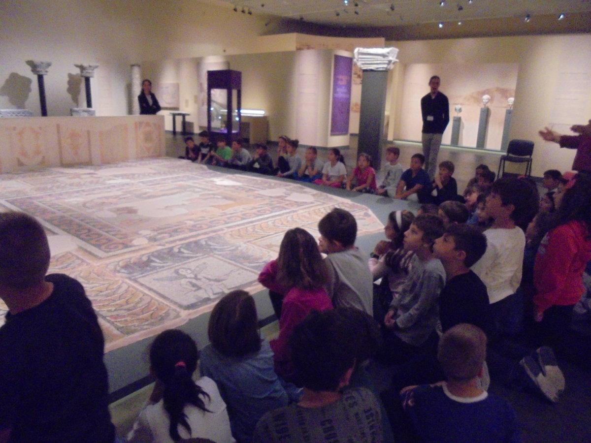 Μαθητές στο Διαχρονικό Μουσείο για τις «Πνοές Ανέμων»