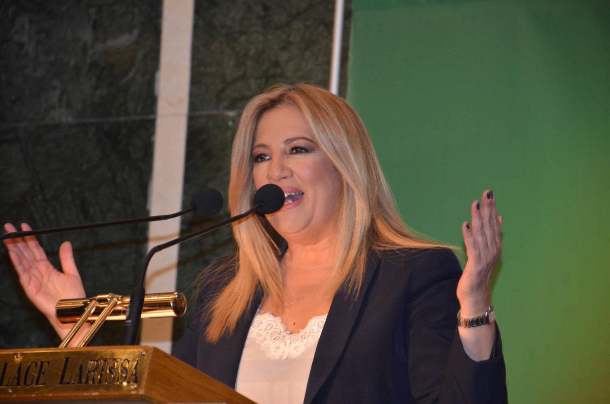 Γεννηματά: Είναι ξεκάθαρο ότι τη συμφωνία με τα Σκόπια δεν θα την ψηφίσουμε