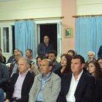 Εκπρόσωποι της «Νέας Δύναμης» σε ημερίδα για το ακτινίδιο
