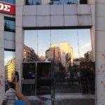 Επίθεση χούλιγκαν στα γραφεία του «Εθνους»