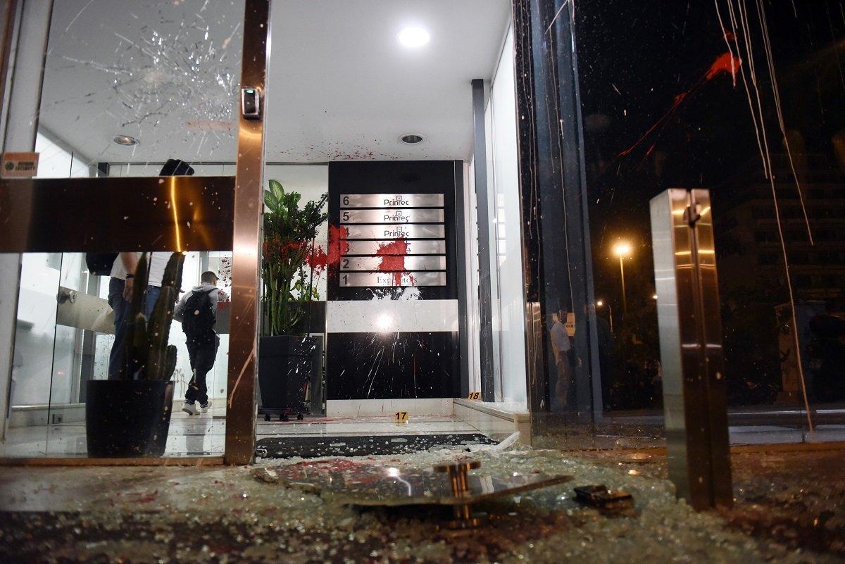 ΕΣΗΕΑ: Καταδίκη της επίθεσης εναντίον δημοσιογράφων και των γραφείων του «Έθνους»