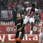 Με… υπογραφή Ένγκελς ο Ολυμπιακός νίκησε 1-0 τον ΠΑΟΚ