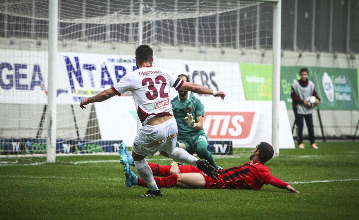 Σημαντικό βήμα πρόκρισης στο Κύπελλο για την ΑΕΛ το 3-0 επί της Παναχαϊκής