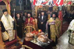 Εόρτασαν τον Άγιο Δημήτριο στα Δελέρια