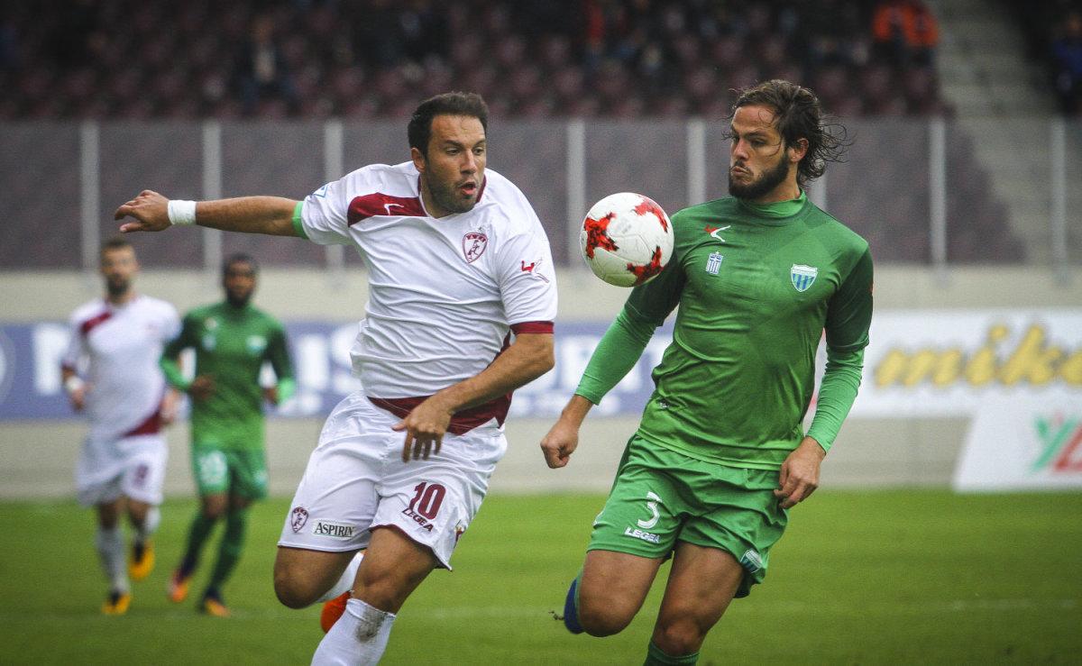 Δεύτερη νίκη για την ΑΕΛ στο πρωτάθλημα - 1-0 επί του Λεβαδειακού στις καθυστερήσεις