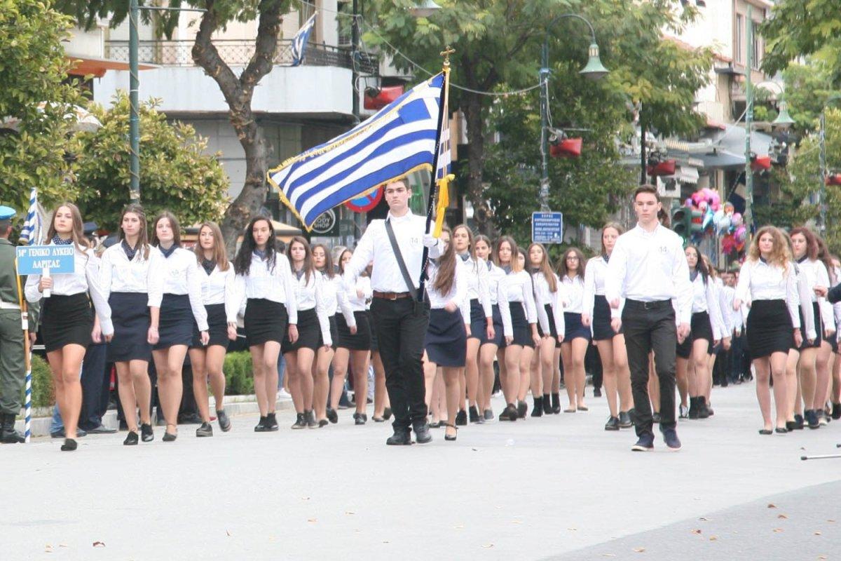 25η Μαρτίου: Με την παρέλαση κορυφώνονται οι εκδηλώσεις