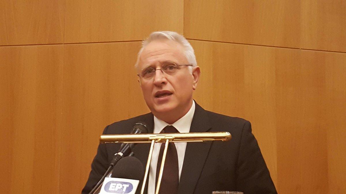 Ο Γιάννης Ραγκούσης στέλνει μήνυμα από τη Λάρισα: «Υπουργός του Μητσοτάκη δεν θα γίνω»
