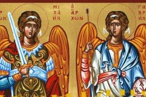 Οι Άγγελοι κατά την Αγία Γραφή  [επί τη εορτή των Αρχαγγέλων Γαβριήλ και Μιχαήλ]*