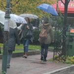 Βροχές, καταιγίδες και χιονοπτώσεις την Πέμπτη
