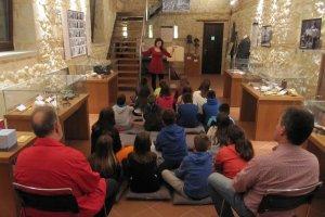 Επίσκεψη του Δημοτικού Σχολείου Κοιλάδας στο Μουσείο Εθνικής Αντίστασης Λάρισας