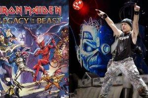 Οι Iron Maiden στο Rockwave Festival 2018