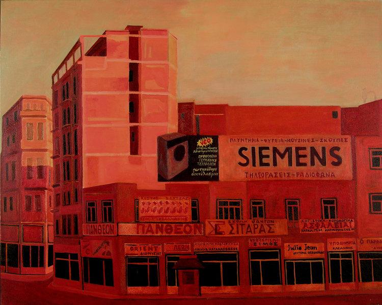 "Eκθεση «Λουκάς Βενετούλιας: 33 χρόνια σιωπηλής ""παρουσίας""» στην Πινακοθήκη"