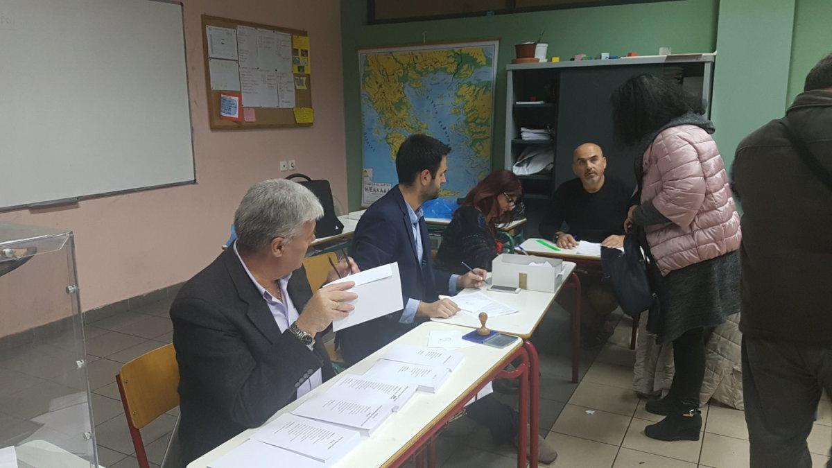 Εκλογική διαδικασία στο ΝΤ ΑΔΕΔΥ Λάρισας