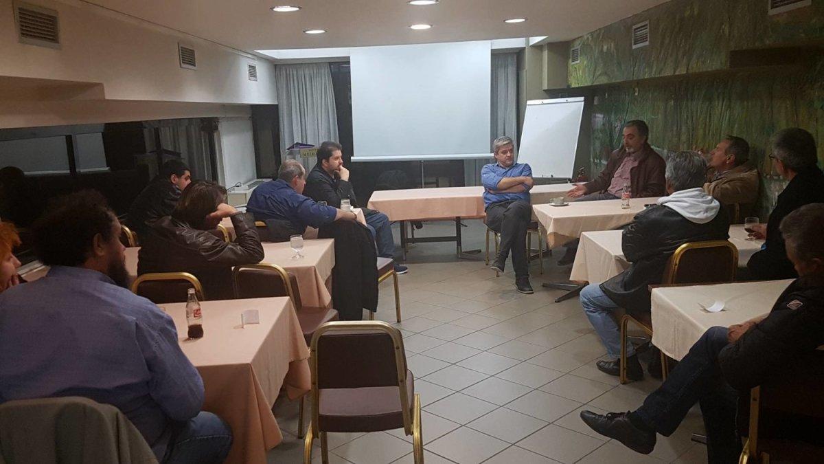 Λάρισα: Σύσκεψη της Πρωτοβουλίας κατά των πλειστηριασμών