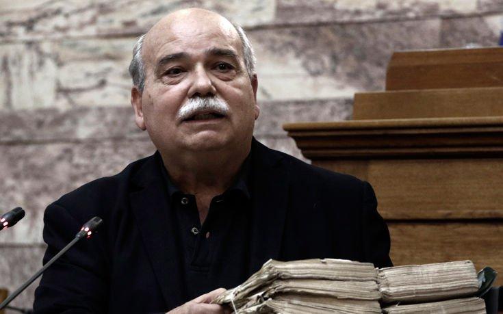 Απέκλεισε εκλογές το 2018 ο Νίκος Βούτσης