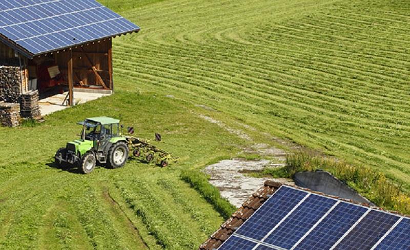 Εντός 4ων μηνών υπολογίζεται η τοποθέτηση του 1ου Αγροτικού Φ/Β με εικονική αυτοπαραγωγή, ισχύος 100KW!