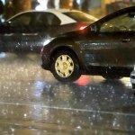 Βροχές και χιόνια στη Θεσσαλία