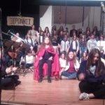 «Η γιορτή της Δημοκρατίας» στο Μουσικό Σχολείο