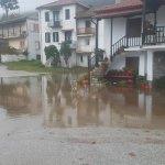 Εφάπαξ ενίσχυση για τις πλημμύρες στους Δήμους Αγιάς και Τεμπών