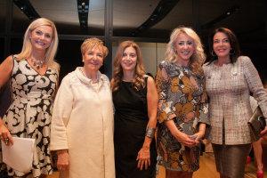 Το Ευρω – Αμερικανικό Συμβούλιο Γυναικών βράβευσε τη Ν. Τσιτσανούδη
