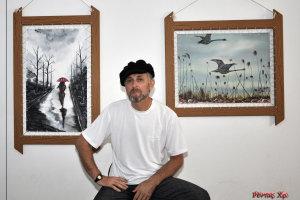 Χρ. Ρέντας: Στην τέχνη είμαι αναρχικός…