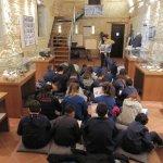 Μαθητές στο Μουσείο Εθνικής Αντίστασης Λάρισας