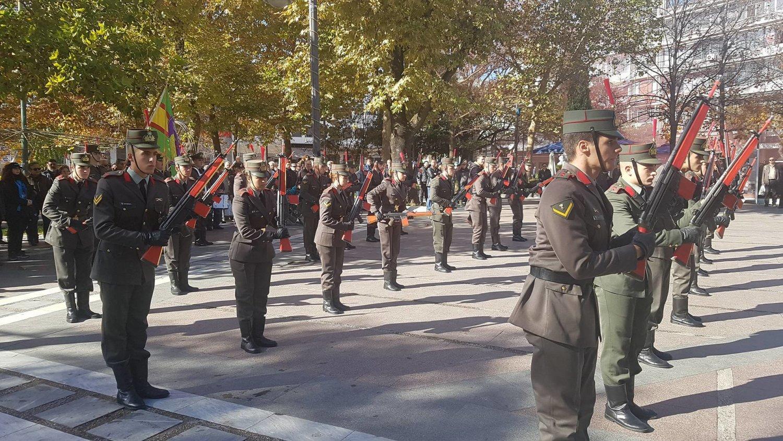 Εορτασμός των Ενόπλων Δυνάμεων σήμερα με επίδειξη στην Κεντρική Πλατεία της Λάρισας από τη ΣΜΥ