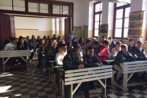 Μαθητές 9ου Γυμνασίου σε Αγιά και Μεγαλόβρυσο