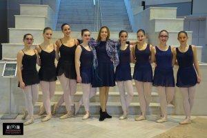«Συμφωνική ποίηση» από μαθήτριες της σχολής μπαλέτου Μαρίας Δαλαμάγκα