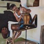Έκθεση ζωγραφικής «Τέχνης Υφάνσεις» στο Μύλο του Παππά