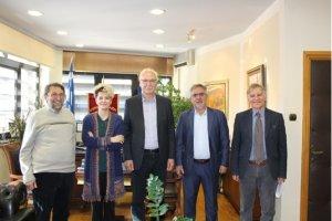 Συνάντηση Δήμου Λαρισαίων –  ΕΔΑ ΘΕΣΣ