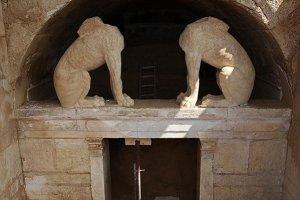 Αμφίπολη: Σε τρία περίπου χρόνια επισκέψιμο το μνημείο του τύμβου Καστά