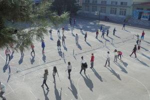 Τένις στο 3ο Δημοτικό Σχολείο Λάρισας