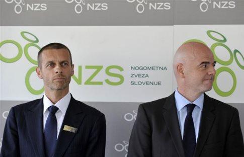 Διαφωνούν UEFA και FIFA για τη χρήση του VAR στο Μουντιάλ της Ρωσίας