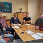 Συνάντηση για την διαχείριση μπαζών και ογκωδών αντικειμένων