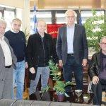 Στενή η συνεργασία Δήμου Λαρισαίων και αναπηρικού κινήματος