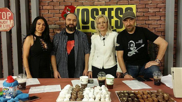 Τι είπε η Ρένα Καραλαριώτου στον Κυριάκο Μητσοτάκη; Απόψε στο «TV Χώστες»