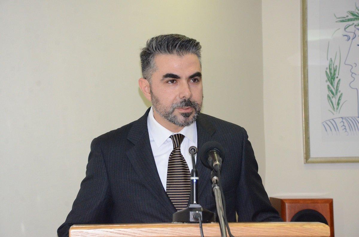 """Ο Αντώνης Γραβάνης δηλώνει για την νέα διοίκηση του Δικηγορικού Συλλόγου Λάρισας: """"Είναι η ώρα της αλήθειας..."""""""